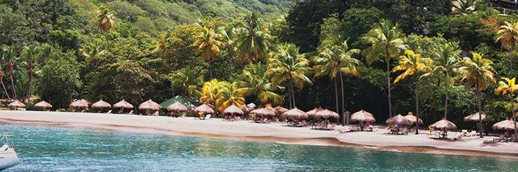 St Lucia Beach Resorts | Beach Resorts in St Lucia